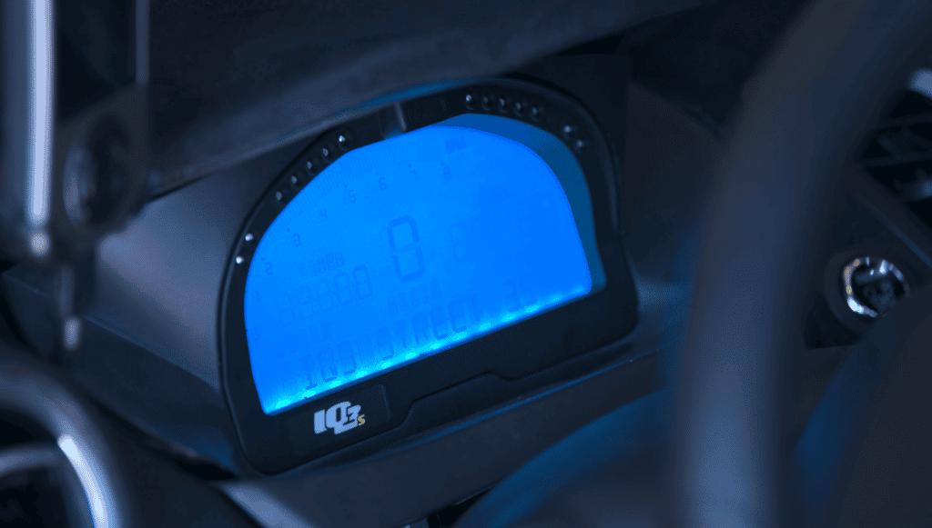 Ford dashboard piece