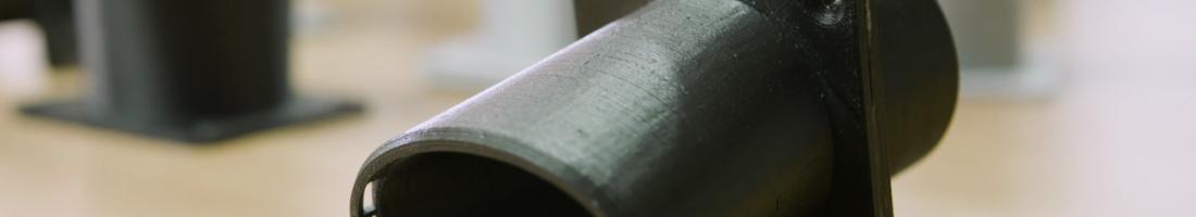 Negocio sobre nieve: Impresión 3D para máquinas de efectos especiales