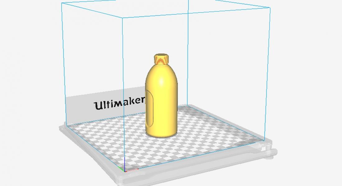 Introducción para principiantes de la impresión 3D con PP (PoliPropileno)