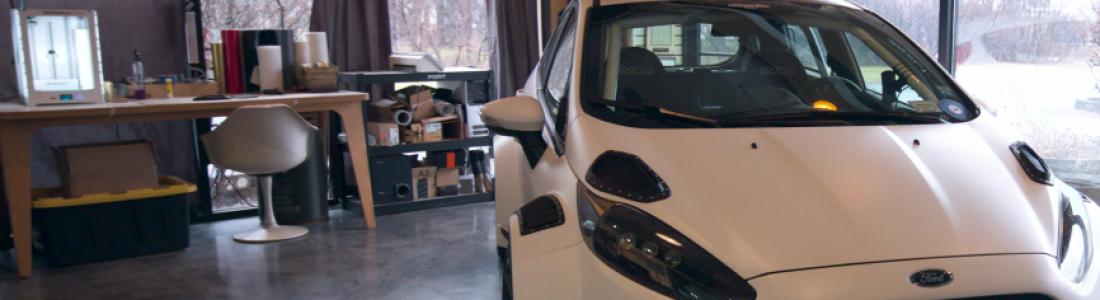 Tucci Hot Rods: Impresion en 3D de piezas personalizadas para el automovil
