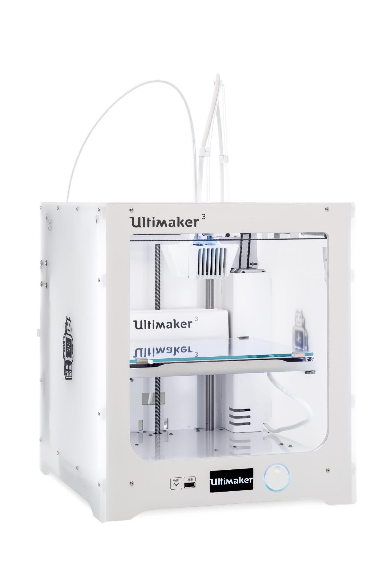 Impresora 3D Ultimaker 3