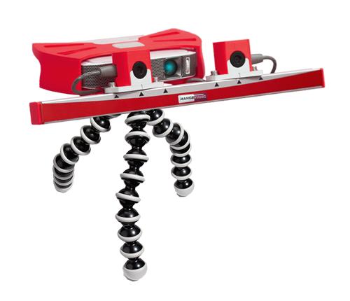 Scanner 3D Rangevision SMART
