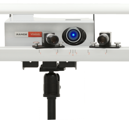 scanner rangevision stantard 3dneworld